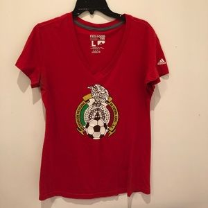 Adidas Mexico Shirt